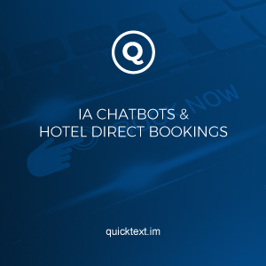 What chatbots taught me about direct bookings