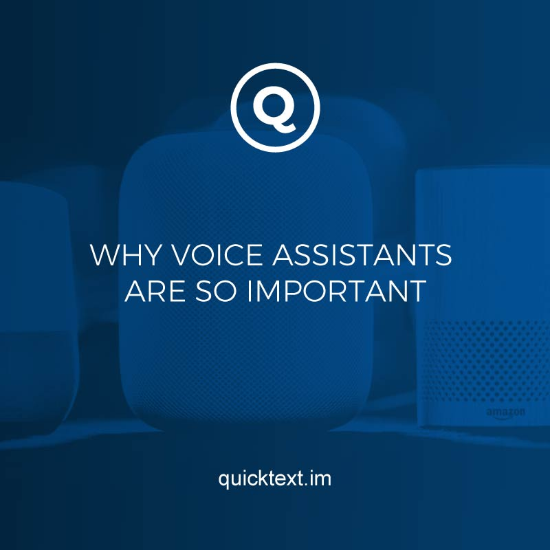Why AI-powered voice assistants in hotels are so important