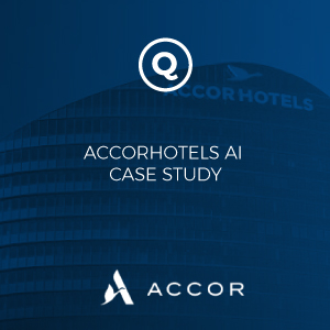 AccorHotels case study: outsmarting hospitality competitors with artificial intelligence