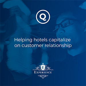 Experience and Quicktext partnership: helping hotels capitalize on customer relationships