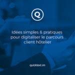 digitaliser le parcours clients