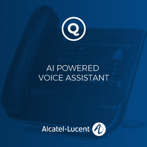 Quicktext and Alcatel-Lucent Enterprise to address the AI-powered voice assistant market for the hospitality industry