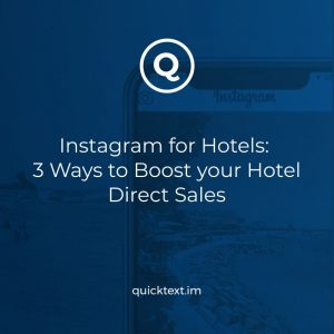 3 Ways to Boost Your Hotel Sales on Instagram: Leveraging the Traveler Micro-moments