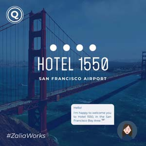 Ai chatbot for airport hotel in the USA
