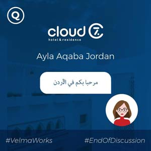 AI chatbot for residence in Jordan