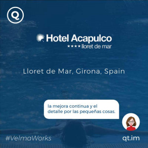 AI chatbot for hotel in Spain