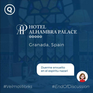 AI Chatbot for hotel in Granada