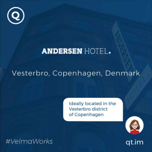 AI chatbot for hotel in Denmark