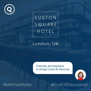 Ai chatbot for hotel in the UK