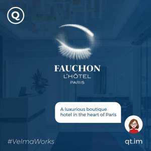 AI chatbot for hotel in France