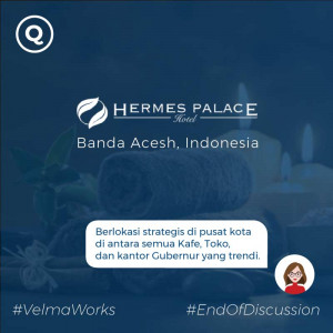 AI chatbot for hotel in Indonesia