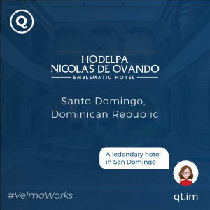 AI Chatbot for hotel in the Dominican Republic