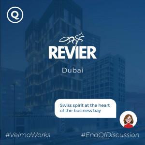 Ai chabot for hotel in Dubai