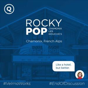 AI chatbot for ski resort in France