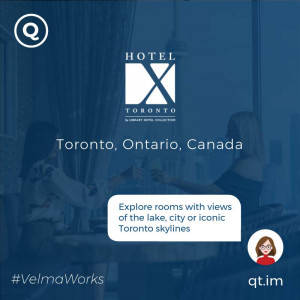 AI Chabot for hotel in Canada