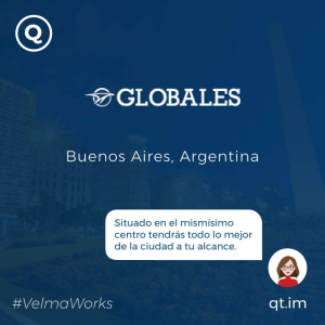 AI chatbot for hotel in Argentina