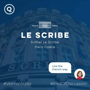 AI chatbot for luxurious hotel in Paris.
