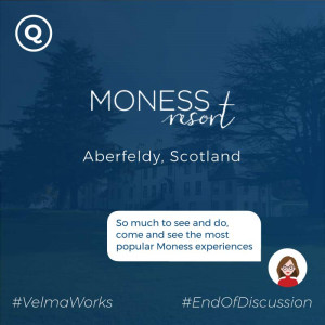 Ai chatbot for hotel in Scotland