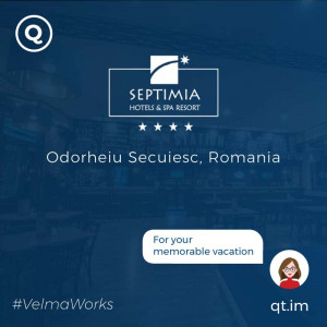AI Chatbot for hotel in Romania