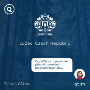 AI chatbot for hotel in Czech Republic